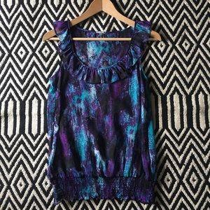 5/$30✨ Charlotte Russe sheer top